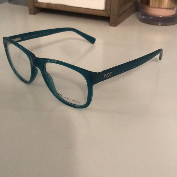 8b85b6ed9649 A X Armani Exchange Accessories - Armani Exchange Fashion Glasses